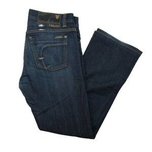 Fidelity Calvary 5011 Relaxed Fit Dark Wash 33x32